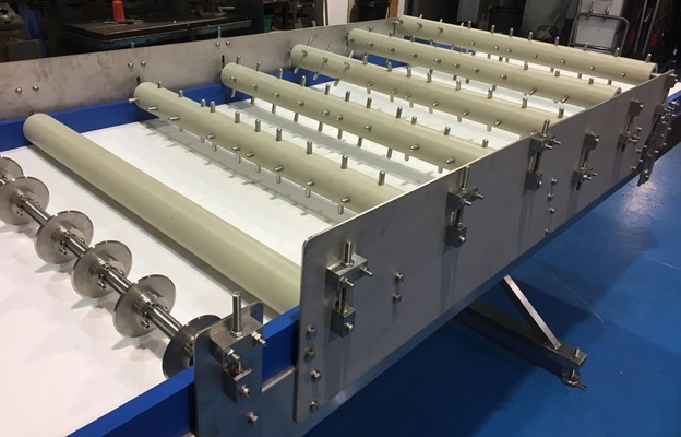 Bakery Conveyors for Cakes, Pastry & Dough Kneading Machine