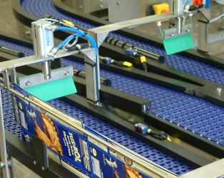 converger conveyor system