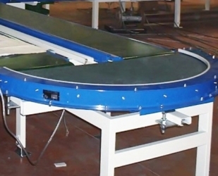 Belt Bend Conveyor