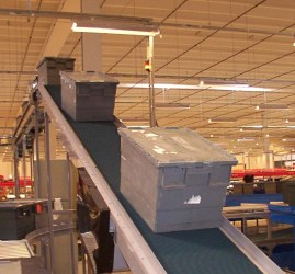 Belt Conveyor Incline