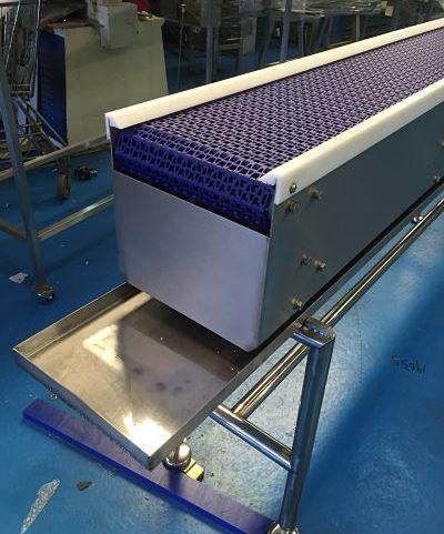 Easy To Clean Conveyor From C Trak Ltd
