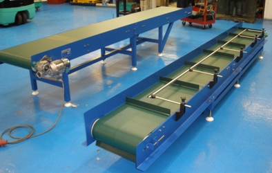 Mild Steel Conveying