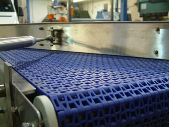 C Trak Photo Images Of Plastic Belt Conveyors