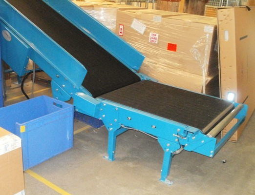 Belt Conveyor Reversible