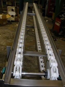 Crate or Tray Conveyor