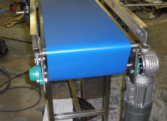 Blue Belt Conveyor