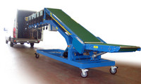 Flexible Van Loader conveyor
