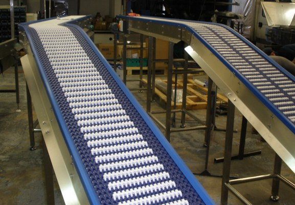 Grip Top Modular Belt Conveyor