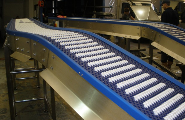Grip Top Blet Conveyor