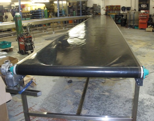 heat tolerant conveyor
