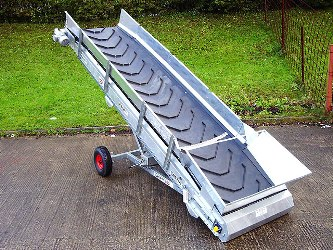 mobile farming conveyor