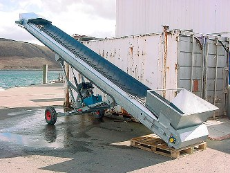 construction work conveyors