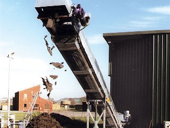 construction conveyor