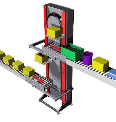 new conveyor lift solutions from C-Trak