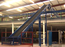 industrial factory Conveyor