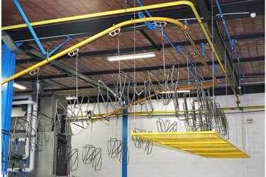 overhead chain conveyor