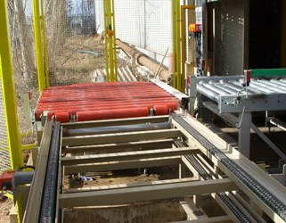 Palletised Conveyor System