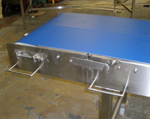 Belt Conveyor Photos - C Trak Conveyor Manufacturers