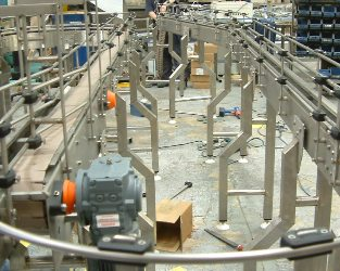 Dairy conveyors photo