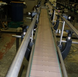slat conveyor project