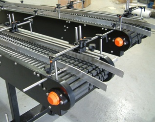 tube handling machinery