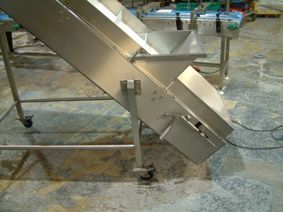 Portable Incline Conveyor